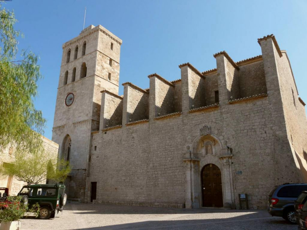 5 Churches To Get Married In Ibiza Cathedral
